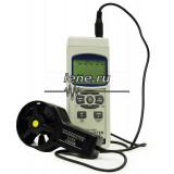 Анемометр-регистратор АТЕ-1033 с опцией Bluetooth интерфейса АТЕ-1033BT