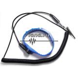 Браслет антистатический силиконовый АНТ-5165
