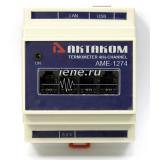 Измеритель температуры сетевой многоканальный USB АМЕ-1274