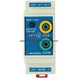 Модуль USB милливольтметра (до 200 мВ) АМЕ-1102