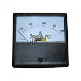 ПрофКиП Э80А амперметр щитовой переменного тока 0-300А/5А