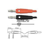 ПрофКиП PTL904-4 измерительные провода 4 мм Male-Male