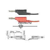 ПрофКиП PTL908-9 измерительные провода 4 мм Male-Male
