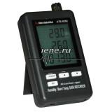АТЕ-9382 Измеритель-регистратор температуры, влажности, давления