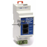 ААЕ-1204ВТ Универсальный контроллер - термостат с USB/Bluetooth интерфейсом