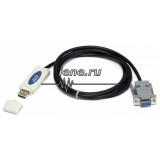 АСЕ-1020 Преобразователь интерфейсов RS-232 (TTL) - USB с гальванической развязкой