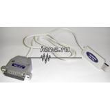 АСЕ-1045 Универсальный преобразователь интерфейсов RS-232 - USB