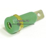 641-green Гнездо (розетка)