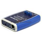 Универсальный контроллер LAN/USB с двумя исполнительными каналами (реле) ААЕ-2712