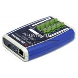 USB/LAN модуль дискретного ввода-вывода 8-канальный АСЕ-1768